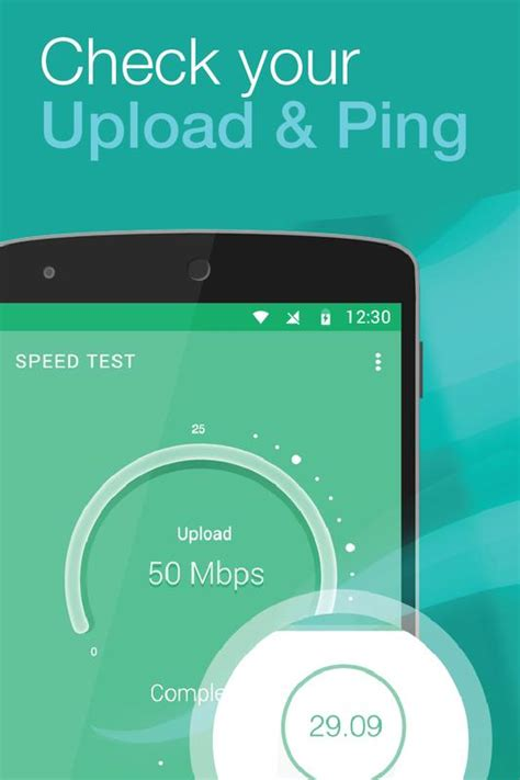 test mobile speed speed test wifi mobile apk free tools app