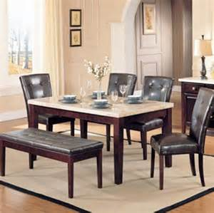 dining room table set with bench dining room table and chair sets with bench dining room