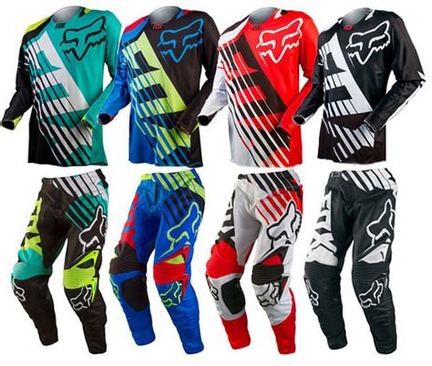 fox motocross gear combos 2015 fox mx gear line product spotlight