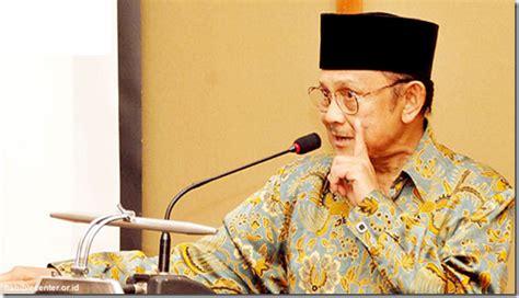 biodata bj habibie dalam bahasa indonesia biografi bj habibie ayo belajar