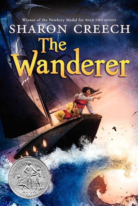 the wanderers books the wanderer by creech illustrated by david diaz