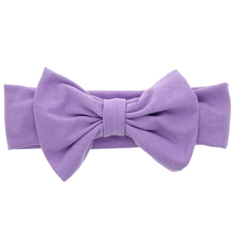 new products 12cm big cotton bow headwrap stretch bow newborn big bow knot turban wrap headband baby kid