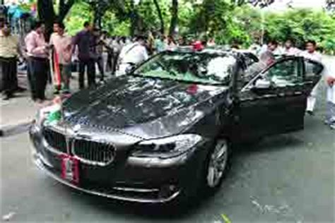 India West Bangal Modifikasi Car by Austere West Bengal Buys Governor His Bmw Indian Express