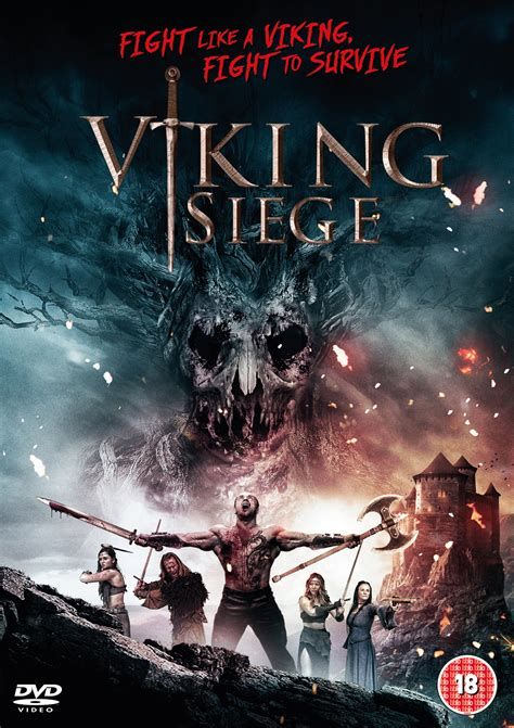 fantasy film videos win a copy of action fantasy film viking siege