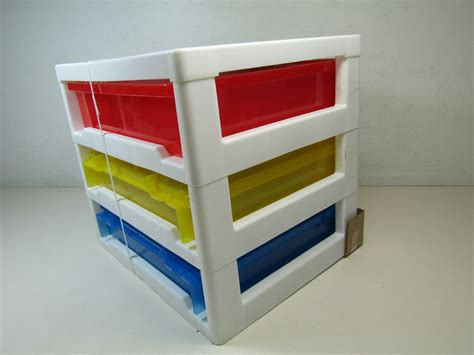 3 tier lego storage unit workstation original