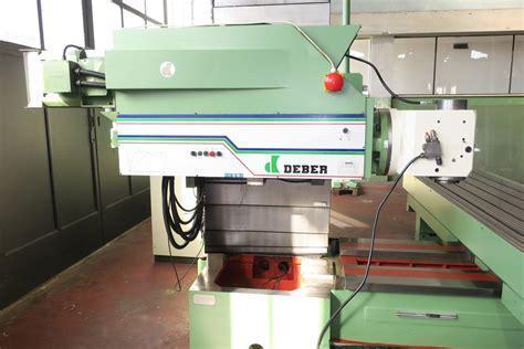 fresatrice banco fisso usata fresatrice a banco fisso cnc usata deber btm 3500