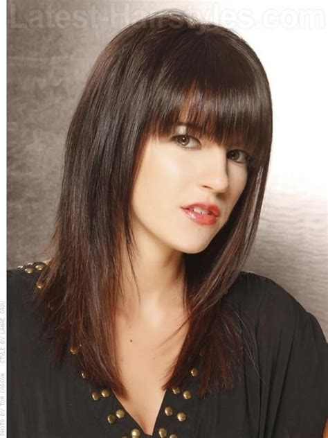 show meshoulder lenght hair show me shoulder length hairstyles 25 medium length