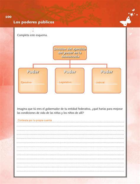 libro de formacion civica de 5 grado contestado libro de 4 grado civica 2015 newhairstylesformen2014 com