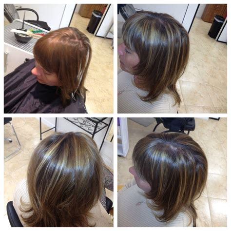 balayage highlights before and after home kit before and after balayage highlights yelp