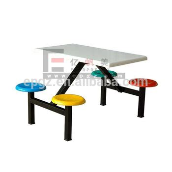 fiberglass table and chairs canteen tables and chairs fiberglass 4 seat