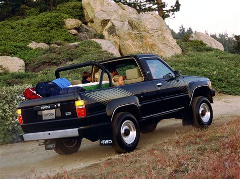 89 Toyota 4runner Toyota 4runner Ln61 1986 89