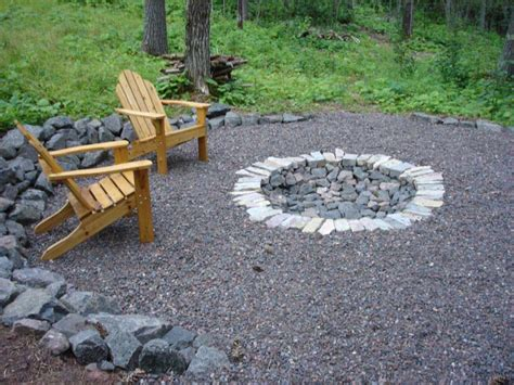 In Ground Fire Pit Construction 187 Design And Ideas In Ground Firepit