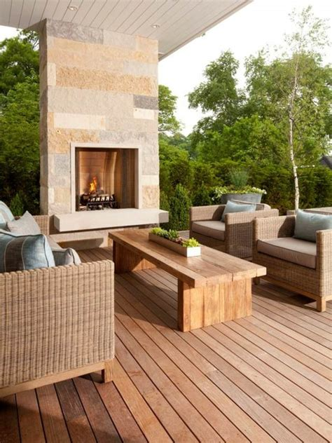 relaxation garden room design idea contempo terrasse en bois 75 id 233 es pour une d 233 co moderne