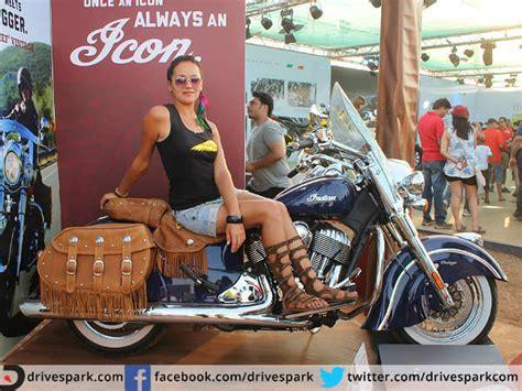 Indian Motorcycles Showcased At India Bike Week