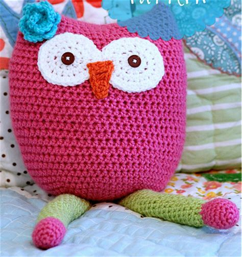 free crochet pattern toy net owl toy free crochet pattern allfreecrochet com