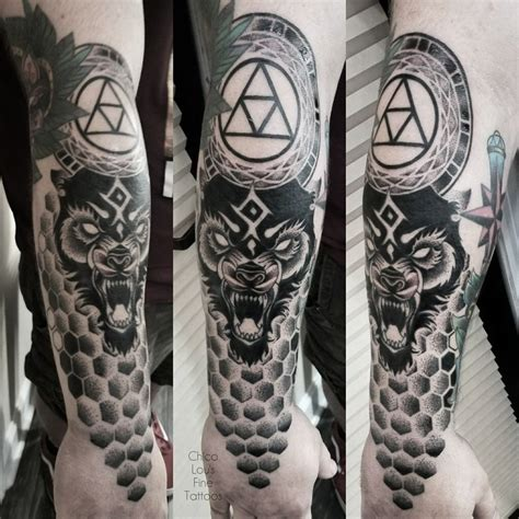 twilight princess tattoo retro gamer twilight princess by chico lou s