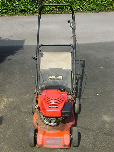 lawn king petrol push mower  honda gv engine sparesrepair lawnmowers shop