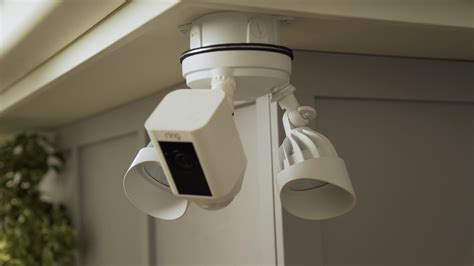 Product Review Ring Floodlight Security For