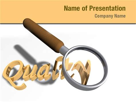 free powerpoint templates for quality control quality control powerpoint templates quality control