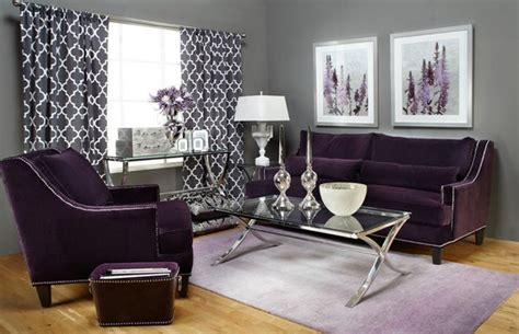 decor your living room with purple hues home decor and design 15 catchy living room designs with purple accent home