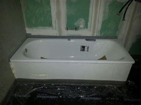 Wäscheleine Badewanne by Traumhaus Und Marilena 187 Abwasserschacht