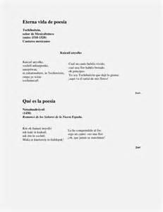 poemas en indigena con traduccion en espaol poemas indigenas