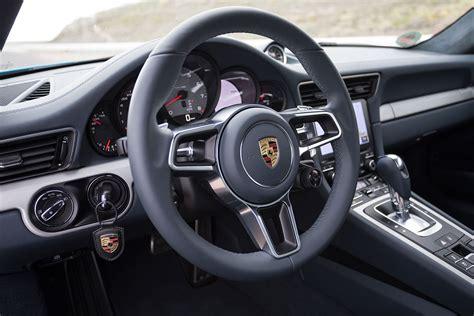 Porsche 991 Interior by Porsche 991 2 911 S Review