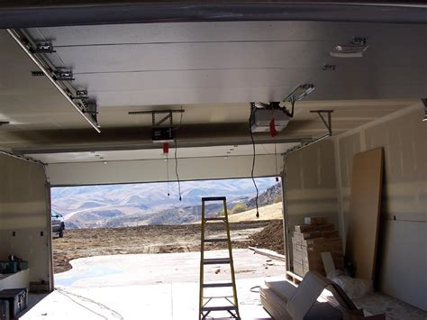 How Do You Install A Garage Door Opener How Do I Install A Garage Door Opener With Garage Door Opener Installation How To Install A