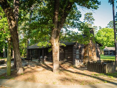 Caddo Lake State Park Cabins by The Silence Carried