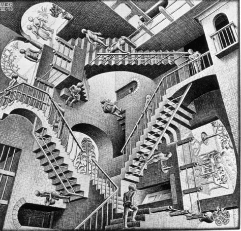 famous stairs picture gallery