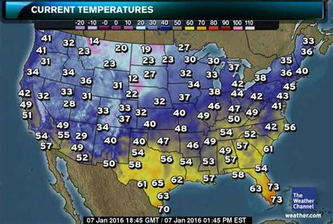 weather map of us right now escape winter weather and win a free vacation to miami