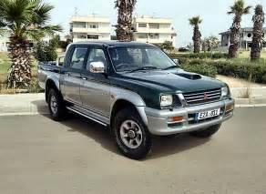 1998 Mitsubishi L200 Mitsubishi L200 1998 Year For Sale In Nicosia Price 5 300