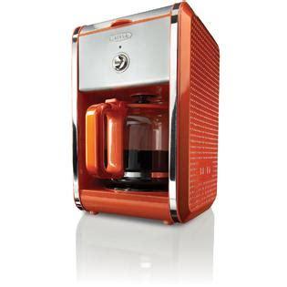 orange kitchen appliances bella coffee maker orange appliances small kitchen
