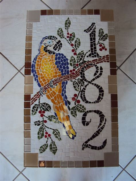 mosaic numbers pattern 4258 best images about mosaics on pinterest