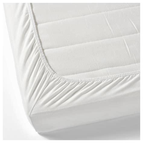 ikea len len hoeslaken wit 70x160 cm ikea