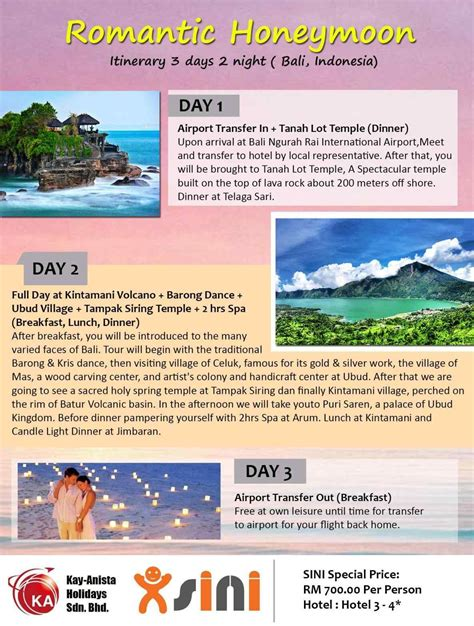 Wedding Brochures Abroad by New York City Vacations Inc Brochure Designs For Paradise