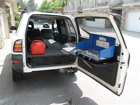 Suv Sleeper by 300hp Jdm Swapped Toyota Rav4 Sleeper Cer