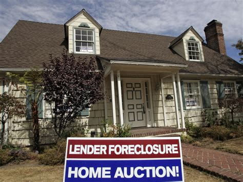 can you get a mortgage on an auction house us foreclosure market update the latest news for buyers