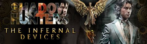 the infernal battalion the shadow caigns books the infernal devices the shadowhunters wiki fandom