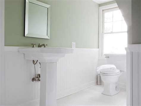 Beadboard Wainscoting Bathroom Beadboard Bathroom Traditional Bathroom Beth
