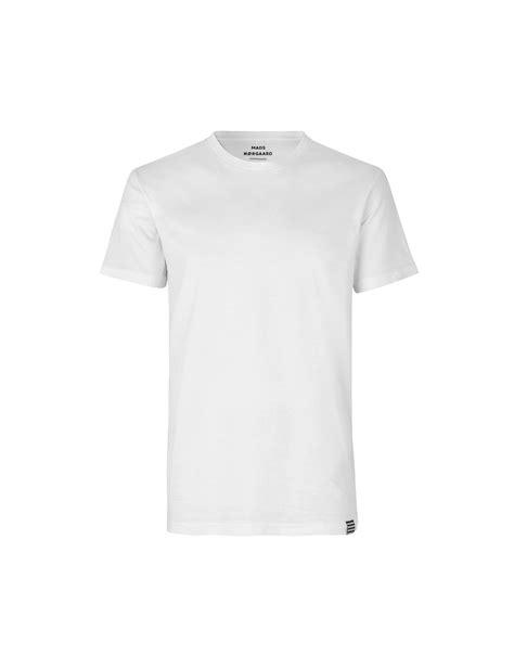 T-shirt Hvid, Mads Nørgard - Vogelius Glow