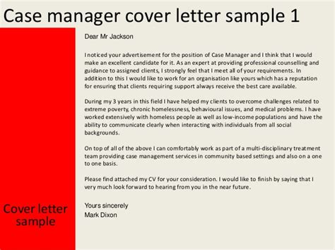 Manager Cover Letter No Experience Manager Cover Letter