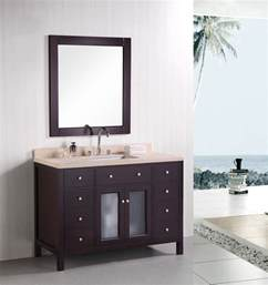 vanity 48 quot venetian single bathroom vanity set direct to you