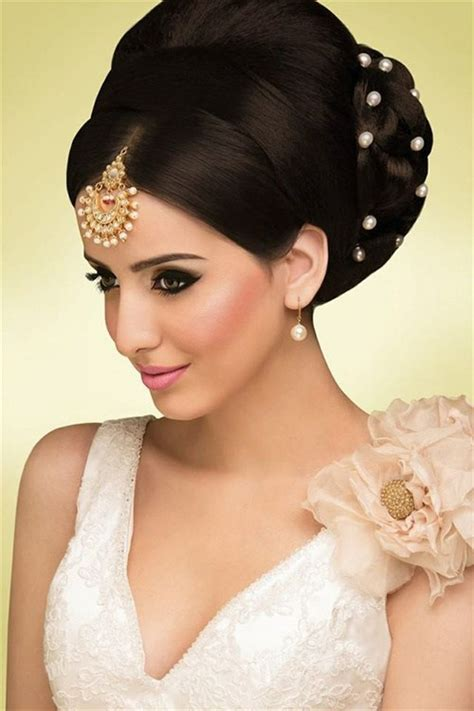 bridal hairstyles hindu marriage hairstyles for indian wedding 20 showy bridal hairstyles