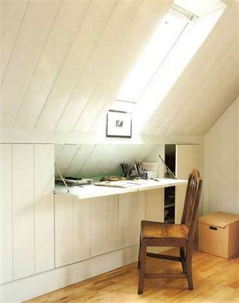 storage solutions for attic bedrooms creative attic storage ideas and solutions hidden