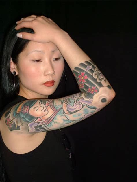tattoo of japanese woman latest tattoos designs women japanese tattoos 2012