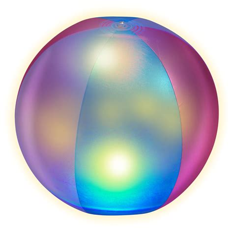 light up beach balls inflatable pool toys pool toys games accessories