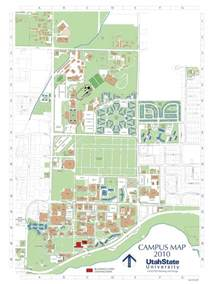 University Of Utah Map by Utah State University Map Images