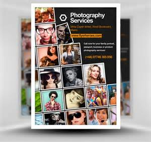 Photography Flyer Template Free by Free Photography Flyer Template 2