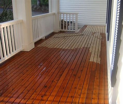 deck refinishing budget friendly outdoor home improvements for justrenttoown
